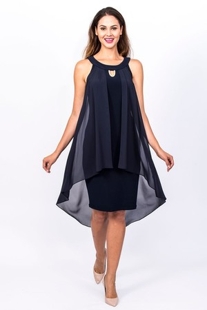 7fbf6d145e2c Style 182265-Joseph Ribkoff cocktail dress